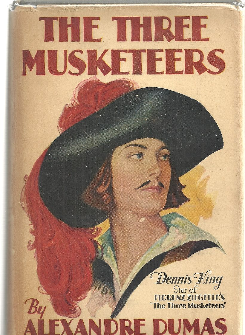 The Three Musketeers or, The Three Guardsmen, Alexandre Dumas