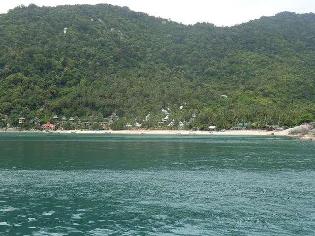 """der Strand von """"Haad Yuan"""""""