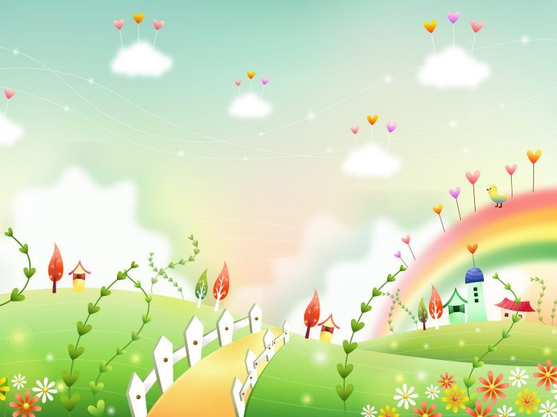 Clic para ver todas las imagenes de paisajes infantiles