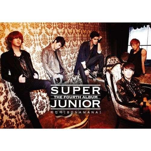 Download [Album] Super Junior – Bonamana