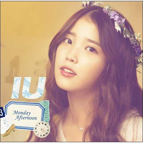 [Single] IU - Monday Afternoon [Japanese]