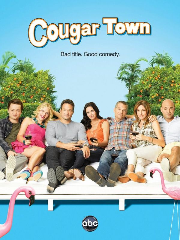 Cougar Town S 1-2-3-4-5-6